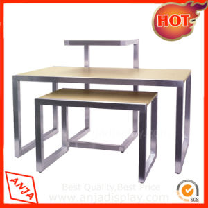 2 and 3 Piece Nesting Tables and Accent Tables for Shops pictures & photos