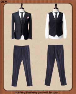 3 Piece Men Stripe Wedding Suits on Sale