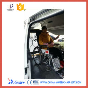 CE Electric & Hydraulic Wheelchair Car Lift for Passenger pictures & photos