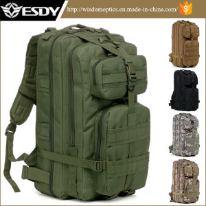 3p Large Capacity Tactical Combination Travel Camouflage Backpack pictures & photos