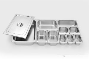 Hot Sale European style Gn Pans Gastronorm Food Containers pictures & photos