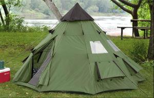 Waterproof Outdoor Camping Tent Garden Tent Indian Tent Camping pictures & photos