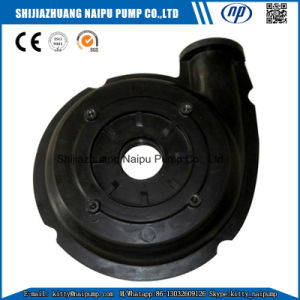 Replaceable 1.5/1b-Ahr Slurry Pump Parts Frame Plate Liner (B1036) pictures & photos