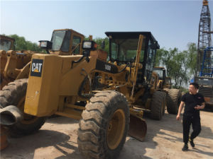 Used Cat 140m Grader, Caterpillar Motor Grader 140m pictures & photos