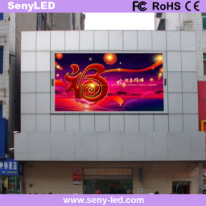Outdoor Full Color Advertising LED Display pictures & photos