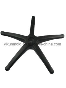 Customized Office Plastic Chair Spare Parts with Five Star Legs pictures & photos