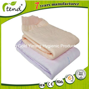 High Absorption Ultra Thick Abdl Adult Diaper Manufacturer Private Label OEM pictures & photos