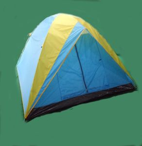 4 Persons Dome Camping Tent (EZG-01) pictures & photos