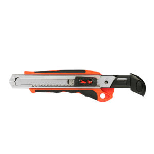 18mm Auto Re-Load Heavy Duty Knife, Plastic Hardware Hand Tool pictures & photos