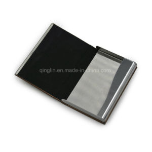 Brown Metal Business Name Card Holder pictures & photos