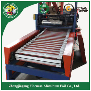 Aluminum Foil and Silicon Paper Rewinding and Cutting Machine pictures & photos