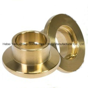 Pipe Fittings Copper Socket Flange pictures & photos