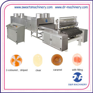 Hard Caramel Candy Production Line Caramel Making Equipment pictures & photos