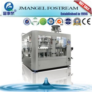 Supplier Market Best Salable 3 in 1 Automatic Pure Water Washing Filling Capping Machine pictures & photos