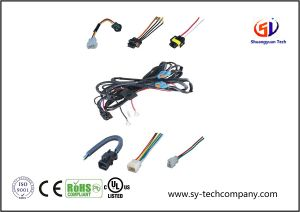 Auto Motorcycle Wire Harness Parts pictures & photos