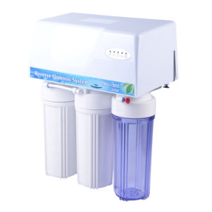 Home RO Water Purifier System with Cover and Display pictures & photos