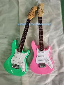 Electric Mini Guitar Sst-Mini57
