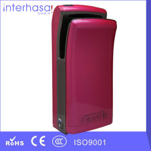 Color Customized Intelligent Wall Mounted Sensor Hand Dryer pictures & photos
