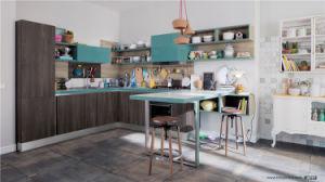 New Melamine Kitchen Design pictures & photos