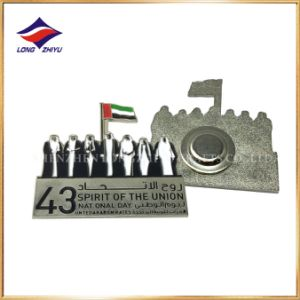 UAE National Day Magnetic Badge Flag Badge for Souvenir pictures & photos