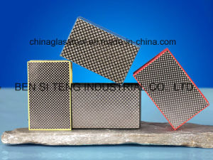Abrasive Electroplated Diamond Hand Pads for Glass and Stone Grinding 90*55mm pictures & photos