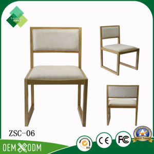 Foshan Shunde Furniture Upholstered Chair for Dining Room (ZSC-06) pictures & photos