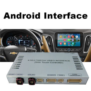 Car GPS Navigation Android System for Chevrolet, Cadillac and Buick pictures & photos