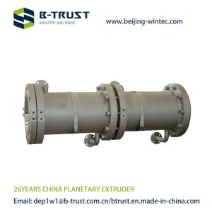 Planetary Extruder for Rigid PVC Film Calendering Line pictures & photos