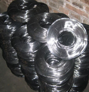 Black Annealed Iron Wire BWG 14# pictures & photos