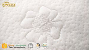 Mattress Ticking Fabric Knitted Polyester Fabric pictures & photos