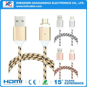 2017 Magnet USB Charging Cable for Micro USB iPhone Type C pictures & photos