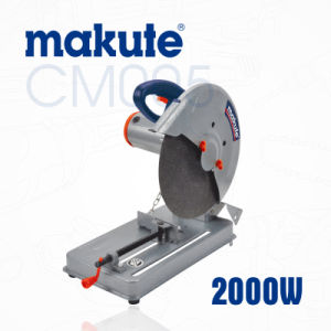 Makute 2000W Steel Cutting Machine of Power Tools (CM005) pictures & photos