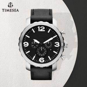 Promotion Sport Stainless Steel Fashion Men′s Quartz Wrist Watch72034 pictures & photos