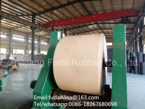 China Wholesale Market Food Grade Nylon Conveyor Belting and High Quality White Rubber Conveyor Belt pictures & photos