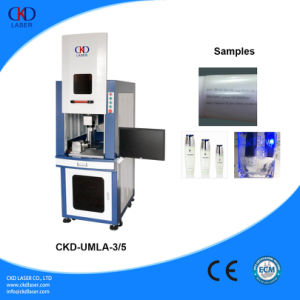 Water Cooling UV Laser Marking Machine for All Materials pictures & photos