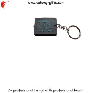 3D Customized High Quality Key Chain with Metal Ring (YH-KC167) pictures & photos