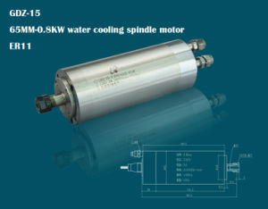 Inverter Drive 800W Wood Spindle for CNC Machine (GDZ-15)