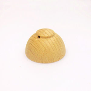 2016 Popular Wooden Cap Car Perfume Bottle pictures & photos