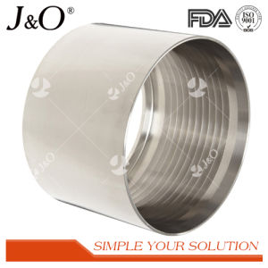 Sanitary Stainless Steel Hose Ferrule Tube Pipe Fitting Hose Coupling pictures & photos