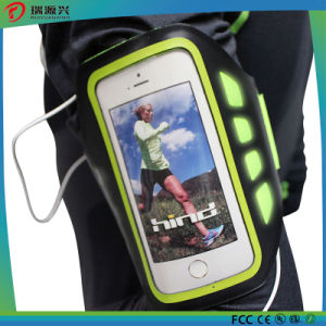 Wholesale Outdoor Fitness Sports Armband Case, Neoprene Sport Smartphone Armband pictures & photos