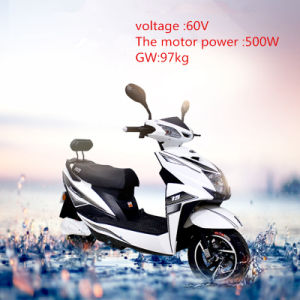 Newest Cheap Good Looking Electric Motorcycle 36V pictures & photos