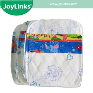 Baby Nappies with PE Film Backsheet and PP Tape pictures & photos