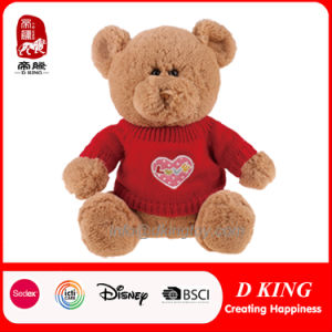 Teddy Bear for Valentine Wholesale Plush Stuffed Soft Animals Gift pictures & photos