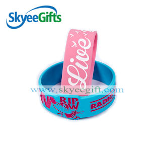 New Design and Good Quality Silicone Wristband pictures & photos