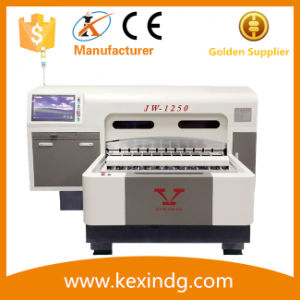 High Speed CNC (jw-1250) Standard V-Scoring Machine for Printed Circuit Board pictures & photos