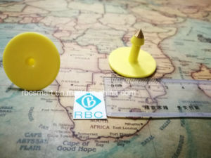 RFID Animal Cattle Ear Tag F08 ID Chips for GPS System pictures & photos