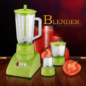 Hot Sales High Quliaty Low Price CB-T2p 2 Speed 3 in 1 Blender pictures & photos