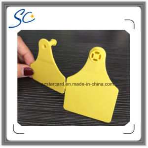 78*56mm Two Piece Cattle Ear Tags pictures & photos