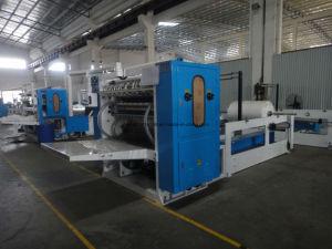 High Speed Tissu Paper Folding Machine pictures & photos