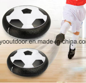 Safe Fun Light-up Air Power LED Soccer Ball Hover Soccer Ball pictures & photos